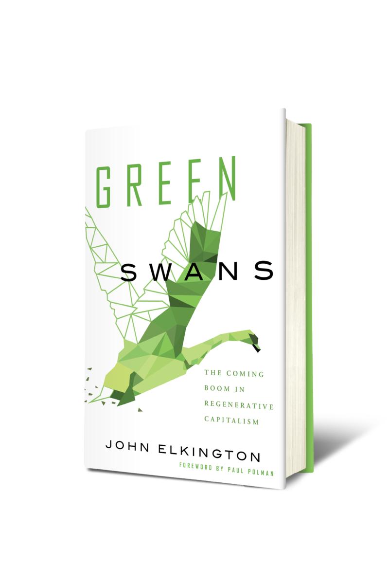 Green Swan by John Elkington book cover