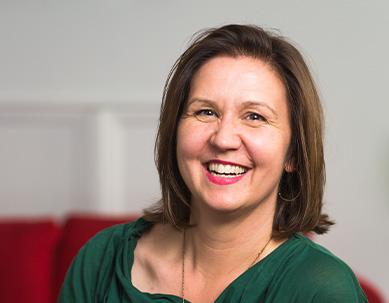Louise Roper, CEO - Volans